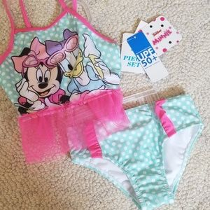 4t Minnie Swim set